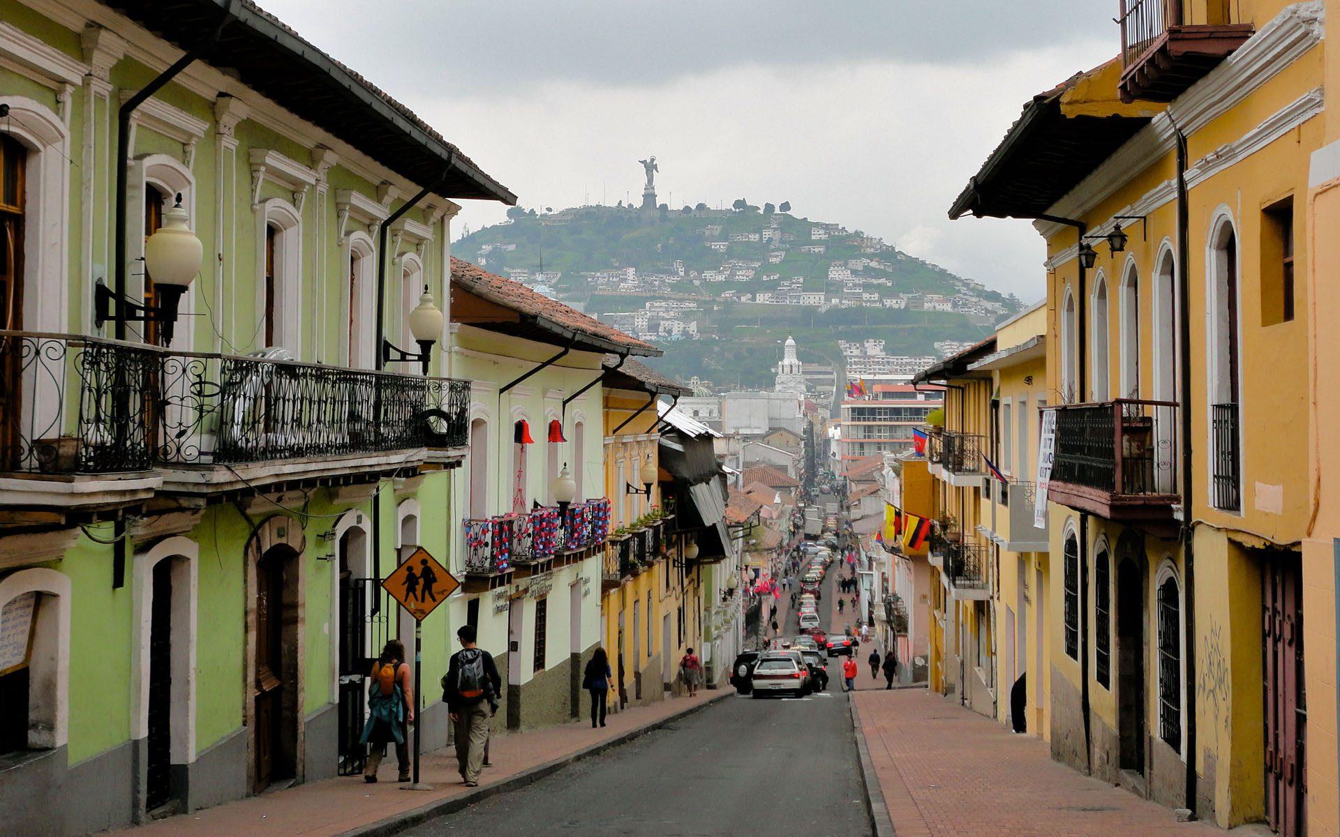 Ecuador con Postcardtravel
