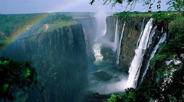 Sudáfrica y Cataratas Victoria