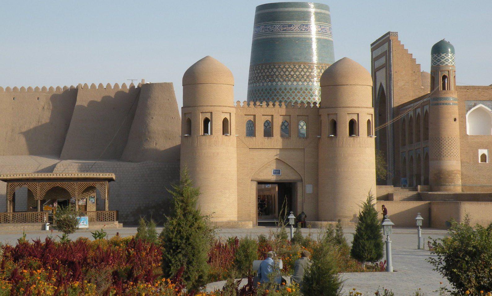 Uzbequistán con Postcardtravel
