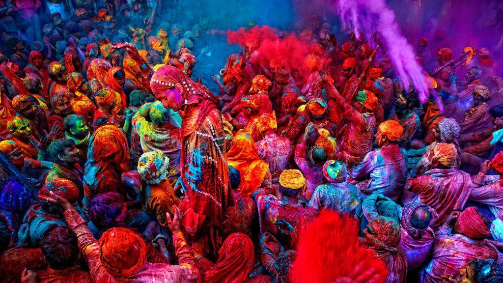 Explosión de color y diversión